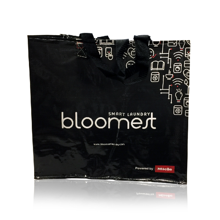 Schachtel Bloomest-Shopper PP